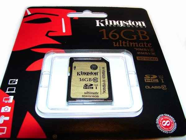 Kingston Ult 16GB lrg