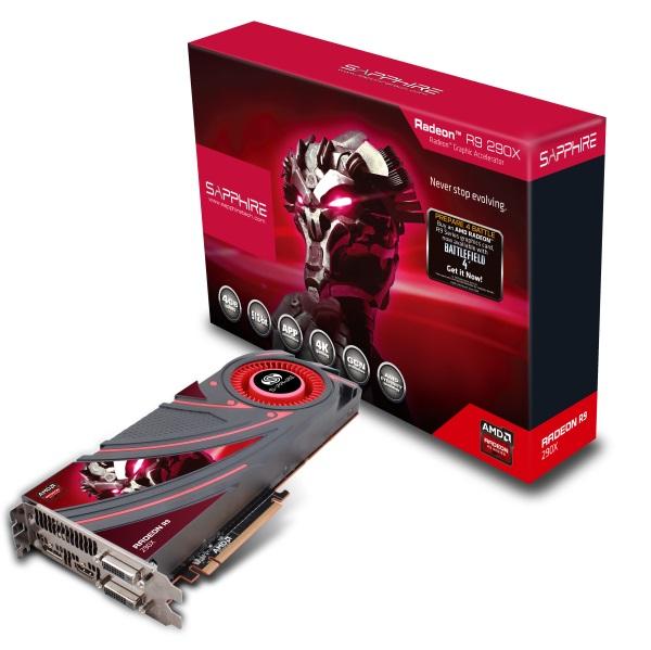R9 290X BF4 4GB