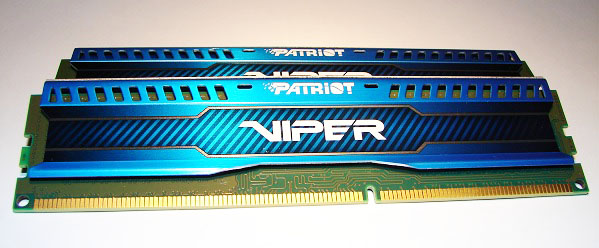 Patriot Viper3 8GB pht10ed