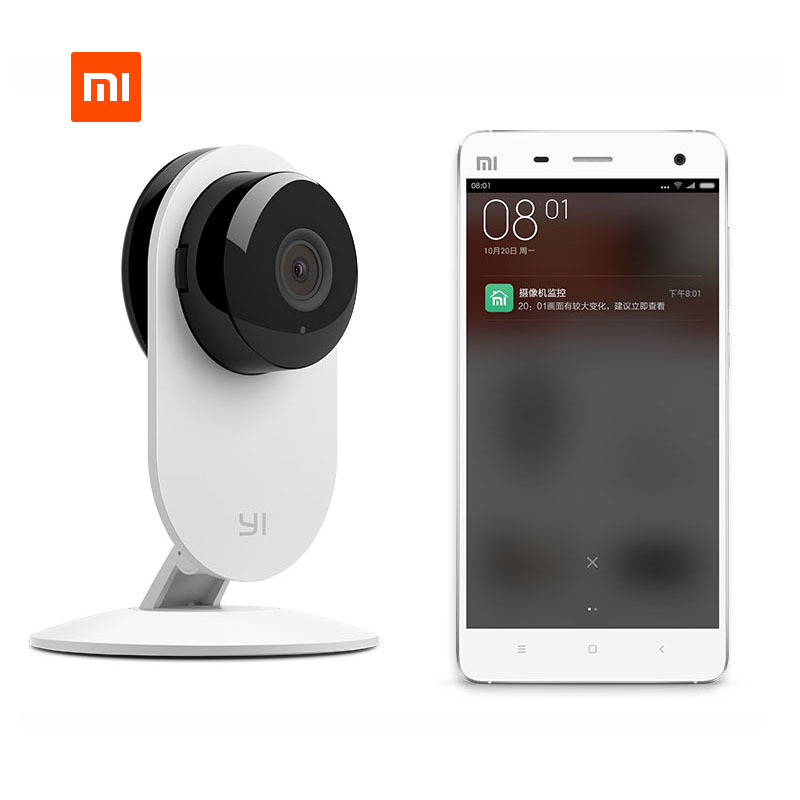 xiaomi yi cam a very affordable ip camera funkykit. Black Bedroom Furniture Sets. Home Design Ideas