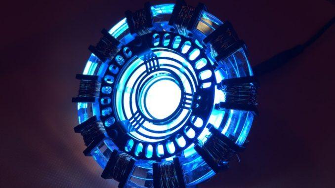 Diy arc reactor kit review funkykit arc reactor malvernweather Choice Image