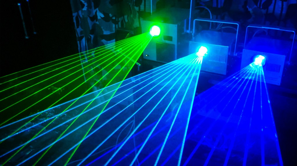 Will laser projector technology replace led funkykit