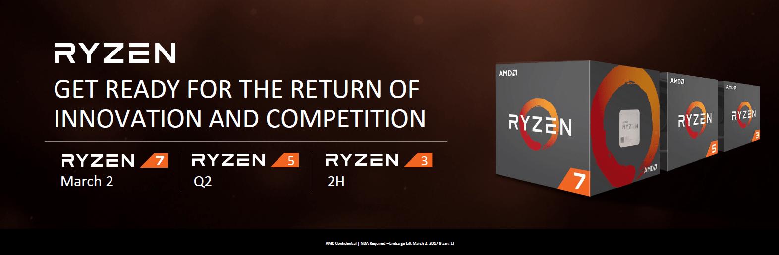 AMD-Ryzen-5-and-Ryzen-3-Series-Launching-In-2-H2-2017