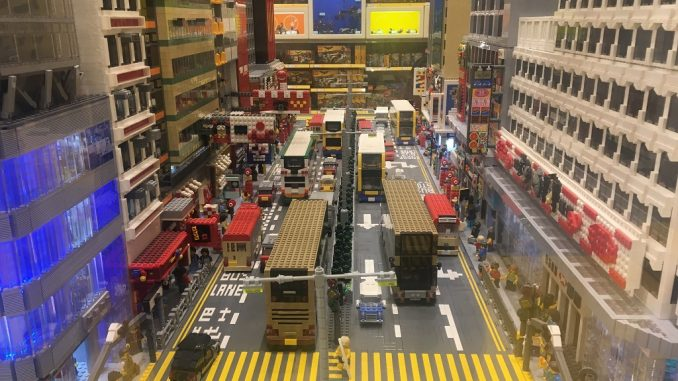 Asia's Biggest Lego Store Opens in Mong Kok, Hong Kong ...