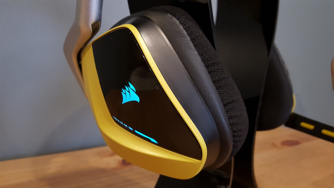 Corsair Void Pro Rgb Wireless Special Edition Review