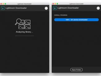 Lightroom Downloader