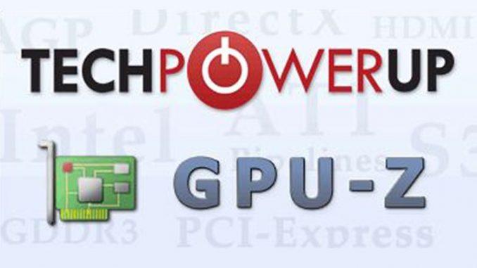 Resultado de imagen para GPU-Z