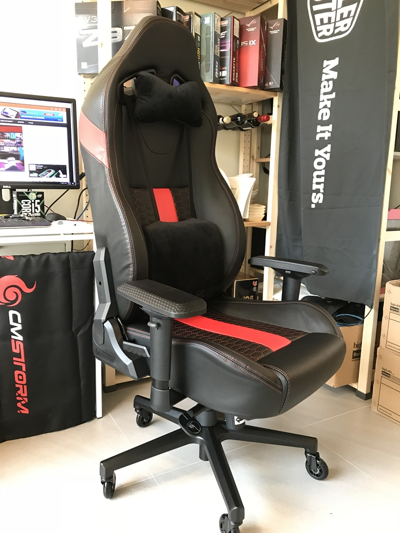 Corsair T2 Road Warrior Gaming Chair Review Funkykit