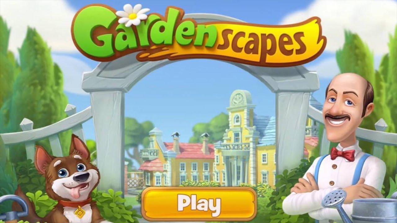 Ordinaire Gardenscape