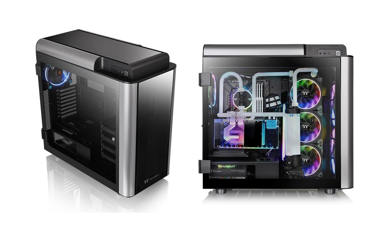 Thermaltake Releases New Level 20 Gt Rgb Plus Edition And