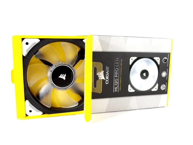 Corsair Ml120 140 Pro Led Fan Review Round Up Page 3 Of