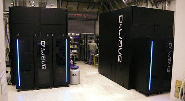 d-wave-mainframes
