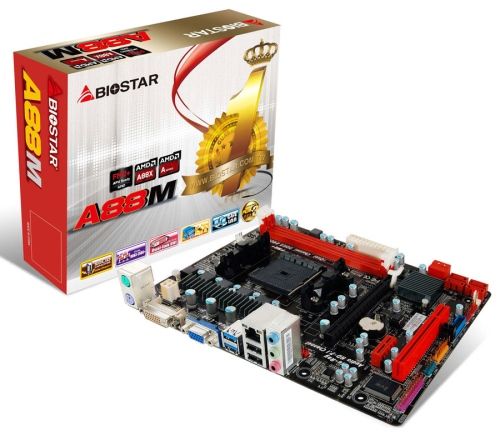 biostar A88M