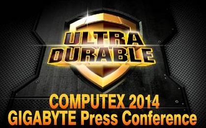 gigabyte computex 14