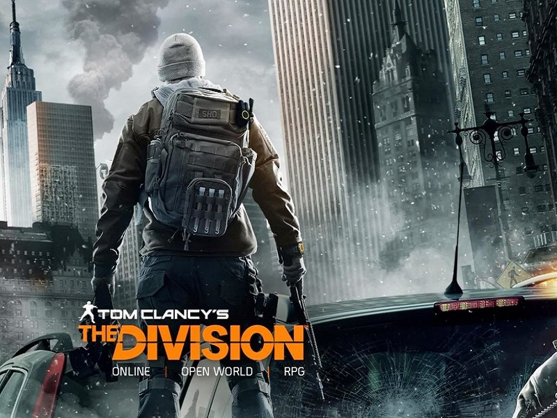 tom clancy 39 s the division pc xbox one ps4 funkykit. Black Bedroom Furniture Sets. Home Design Ideas