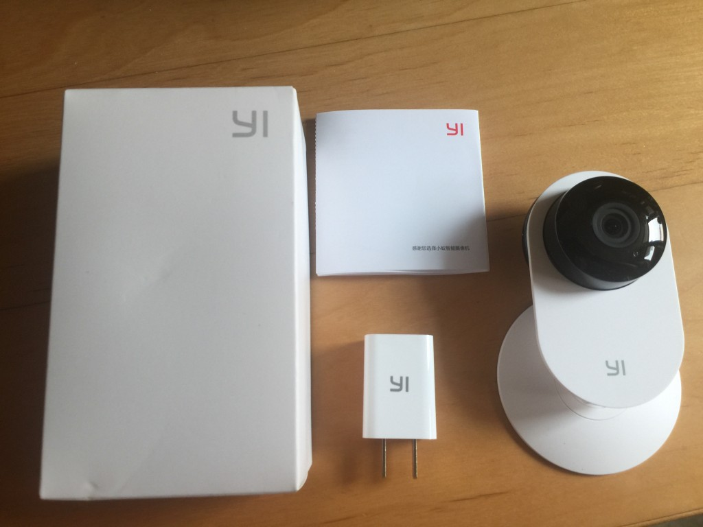 Xiaomi Yi Cam A Very Affordable Ip Camera Funkykit