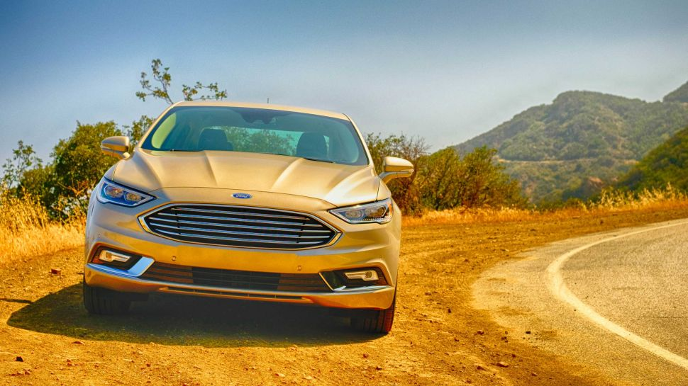 ford fusion yellow 16 - photo #28