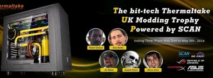 Thermaltake UK Modding