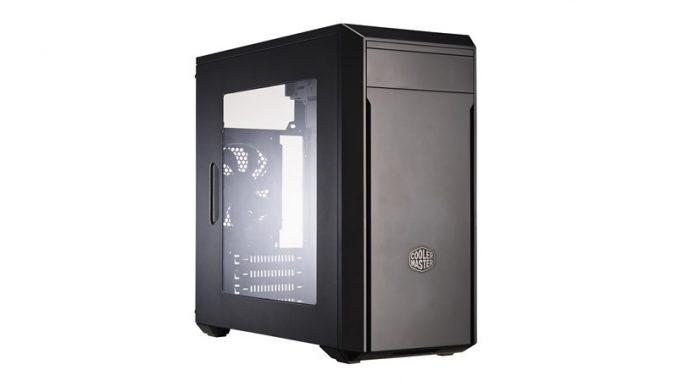 Cooler Master MasterBox Lite 3 Micro ATX Mini Tower with Black Interior