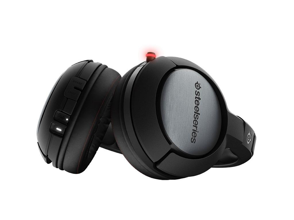 steelseries siberia 840 bluetooth gaming headset review funkykit. Black Bedroom Furniture Sets. Home Design Ideas