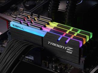 Trident Z RGB