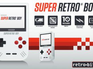 Super Retro Boy