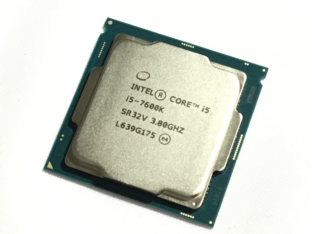 Hitting 4 9ghz On An Intel Core I5 7600k Kaby Lake With