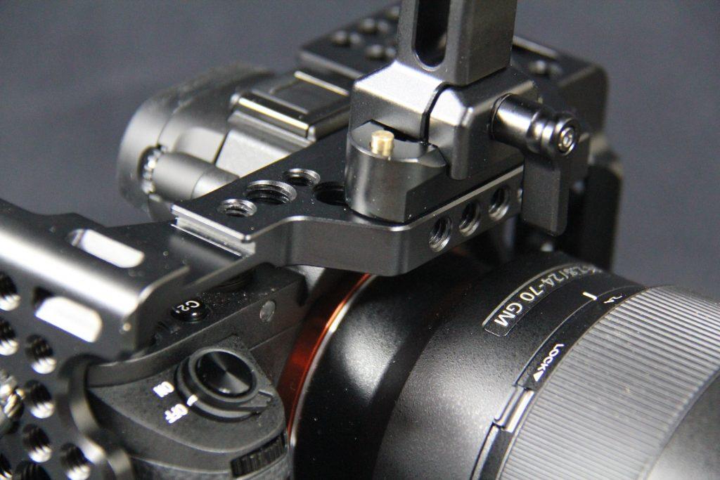 Smallrig Nato camera video handle review