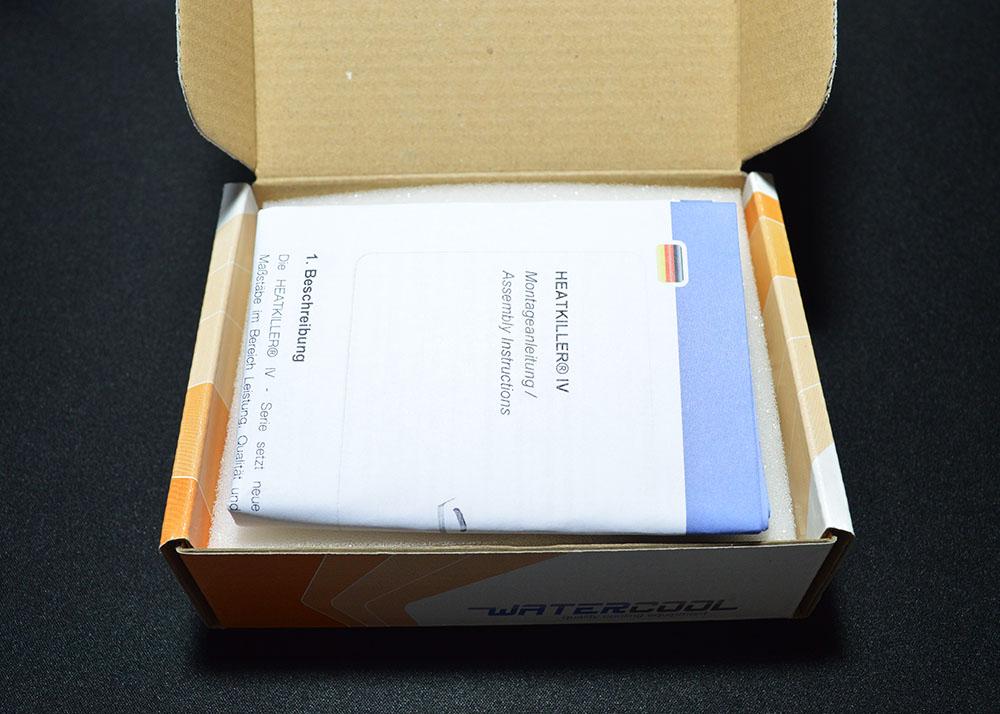 Block Cpu Watercool Heatkiller IV Pro