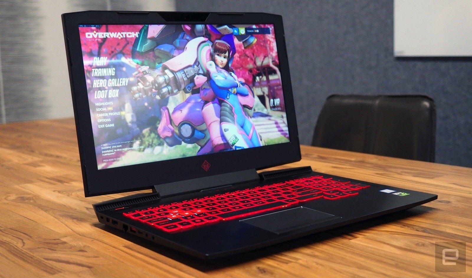 hp omen 15 gaming laptop gets reviewed funkykit. Black Bedroom Furniture Sets. Home Design Ideas