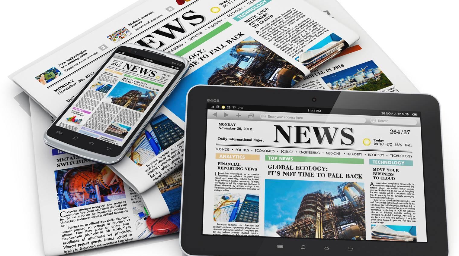 Image result for Online News