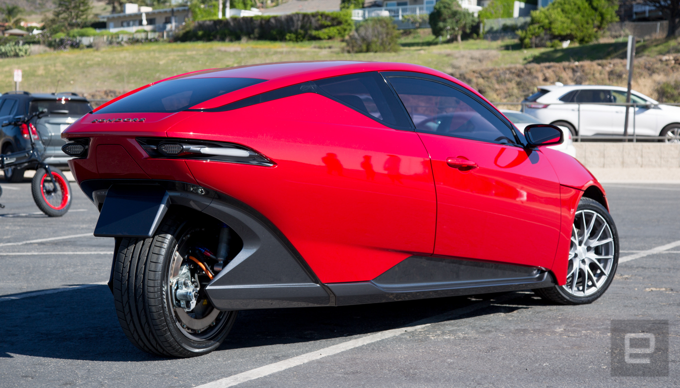 Best All Electric Sports Car
