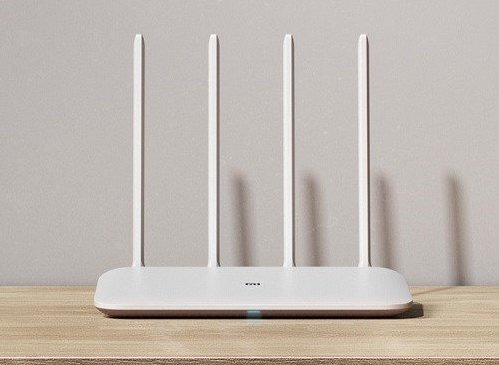 Mi Router 4