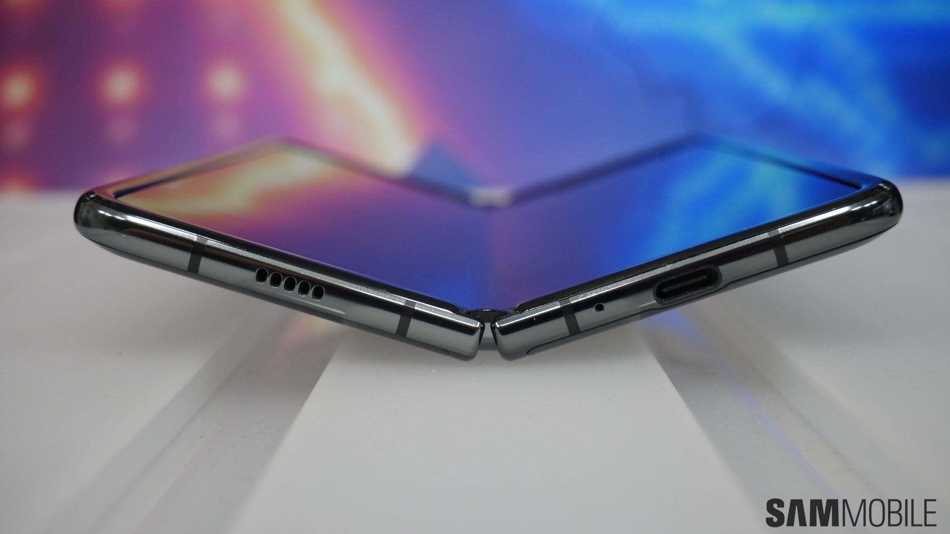 Samsung Galaxy Z Fold 2 Funkykit